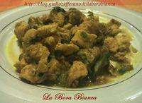 Tacchino al curry e zucchine La Bora Bianca