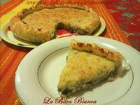 Torta salata con verdure e ricotta La Bora Bianca