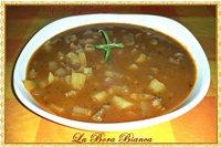 Zuppa di gulasch La Bora Bianca