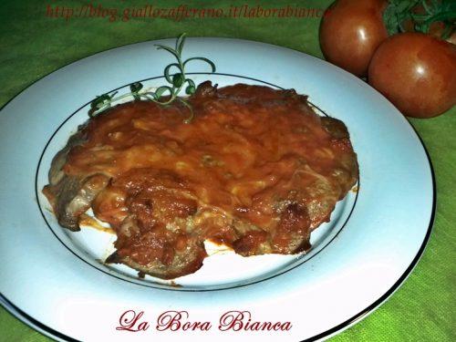 Carne alla pizzaiola, ricetta semplice e veloce