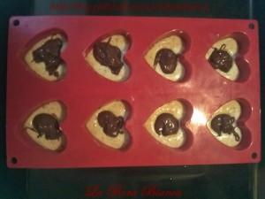 Muffin con nocciole alla nutella La Bora Bianca