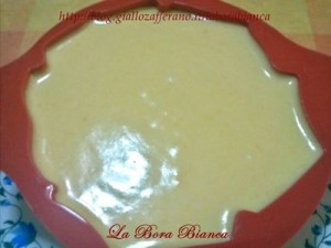 Parfait di albicocche e cioccolato bianco La Bora Bianca