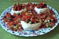 Mozzarelle ripiene di verdure La Bora Bianca