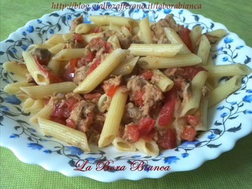 Pasta al tonno, ricetta semplice e veloce