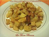 Patate al forno La Bora Bianca