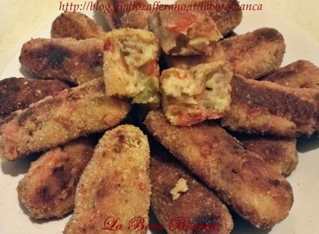 Crocchette di patate al forno, ricetta ricca