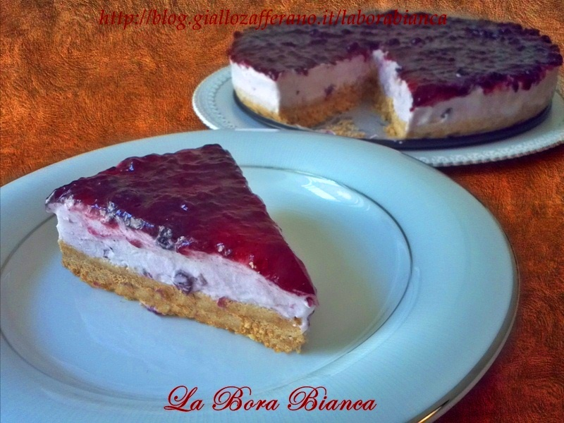 Super Torta fredda allo yogurt | ricetta senza cottura nè colla di pesce EL49