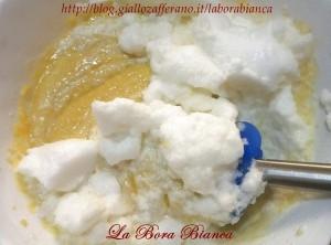 Impasto - Torta caprese al limone La Bora Bianca