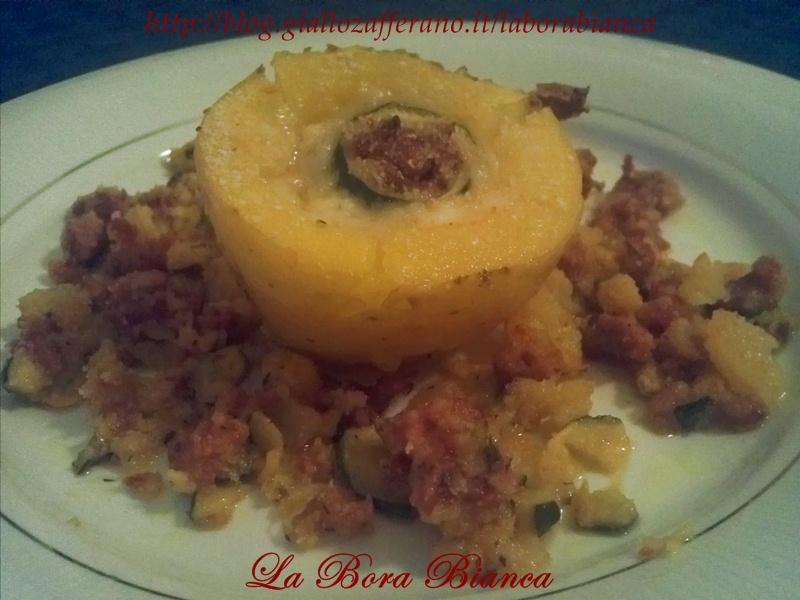 Patate matrioska - ricetta patate ripiene | La Bora Bianca