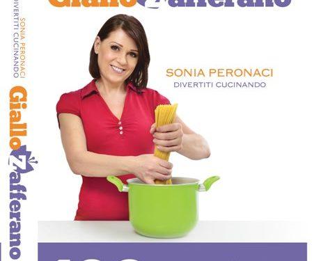 """""""Divertiti Cucinando"""", il nuovo libro di Sonia Peronaci ora in libreria"""