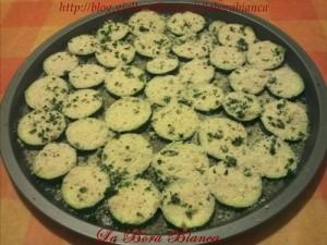 Zucchine al forno gratinate La Bora Bianca