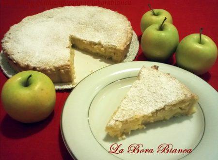 Torta di mele con crema pasticcera, ricetta golosa