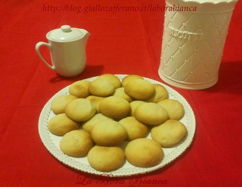 Biscotti al miele, ricetta veloce senza uova nè latte La Bora Bianca