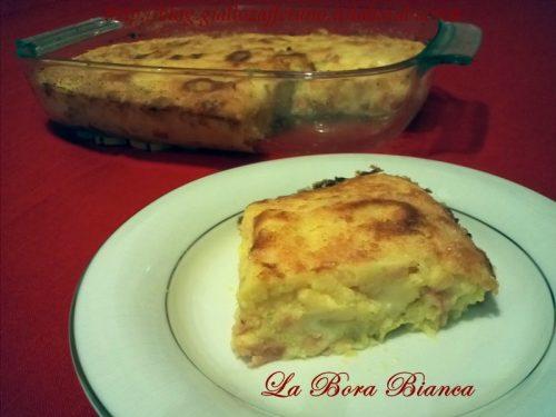 Gateau di patate, ricetta classica