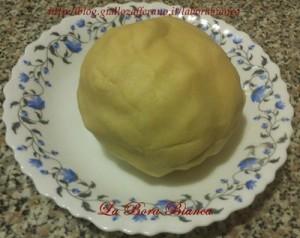 Impasto - Biscotti al miele La Bora Bianca