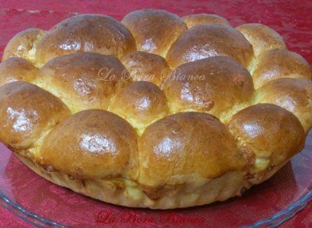 Danubio salato, ricetta pan brioche farcito
