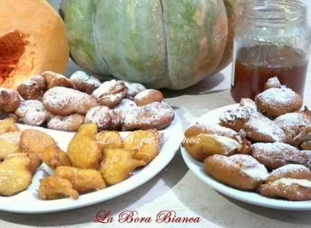 Frittelle dolci di zucca, ricetta soffice