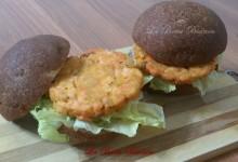 Hamburger di salmone, ricetta sfiziosa