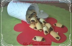 Biscotti alla nutella, ricetta golosa senza uova