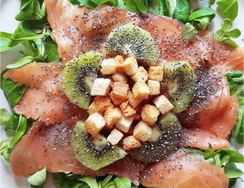 Insalatona salmone