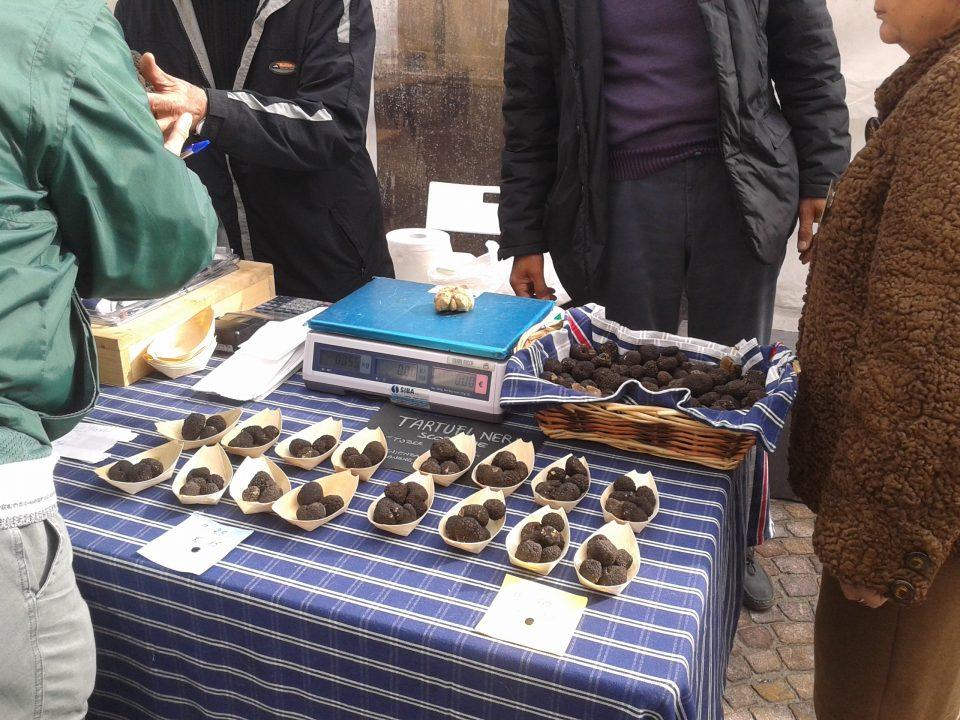 tartufi neri in vendita