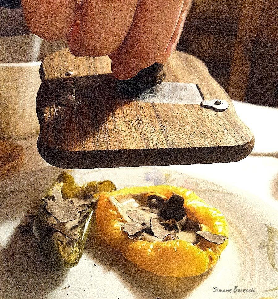tartufi in cucina