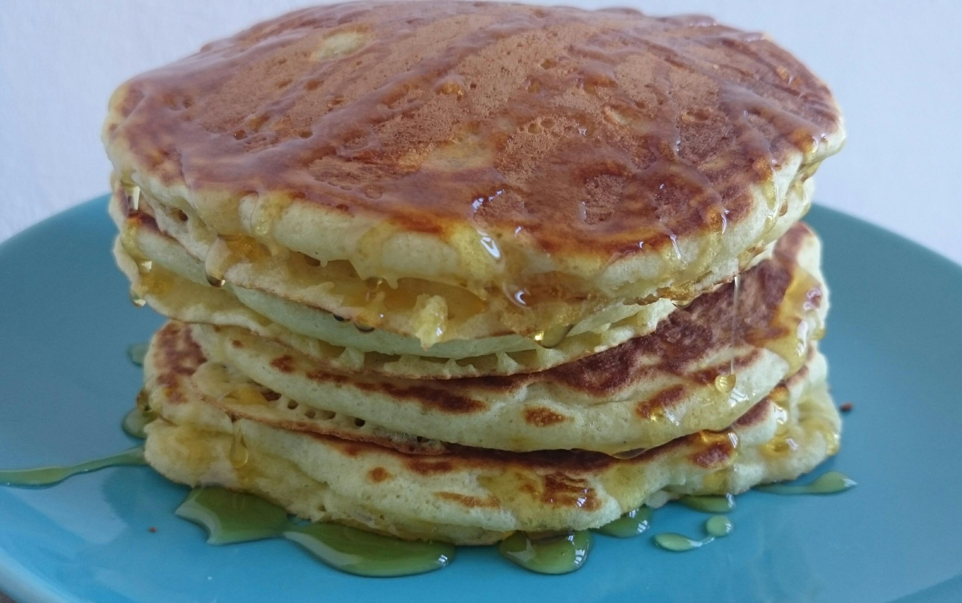Pancakes americani sofficissimi