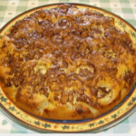 TORTA DI BANANE E CIOCCOLATO