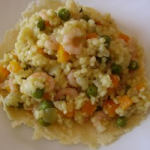 FINTO COUS COUS ITALIAN STYLE