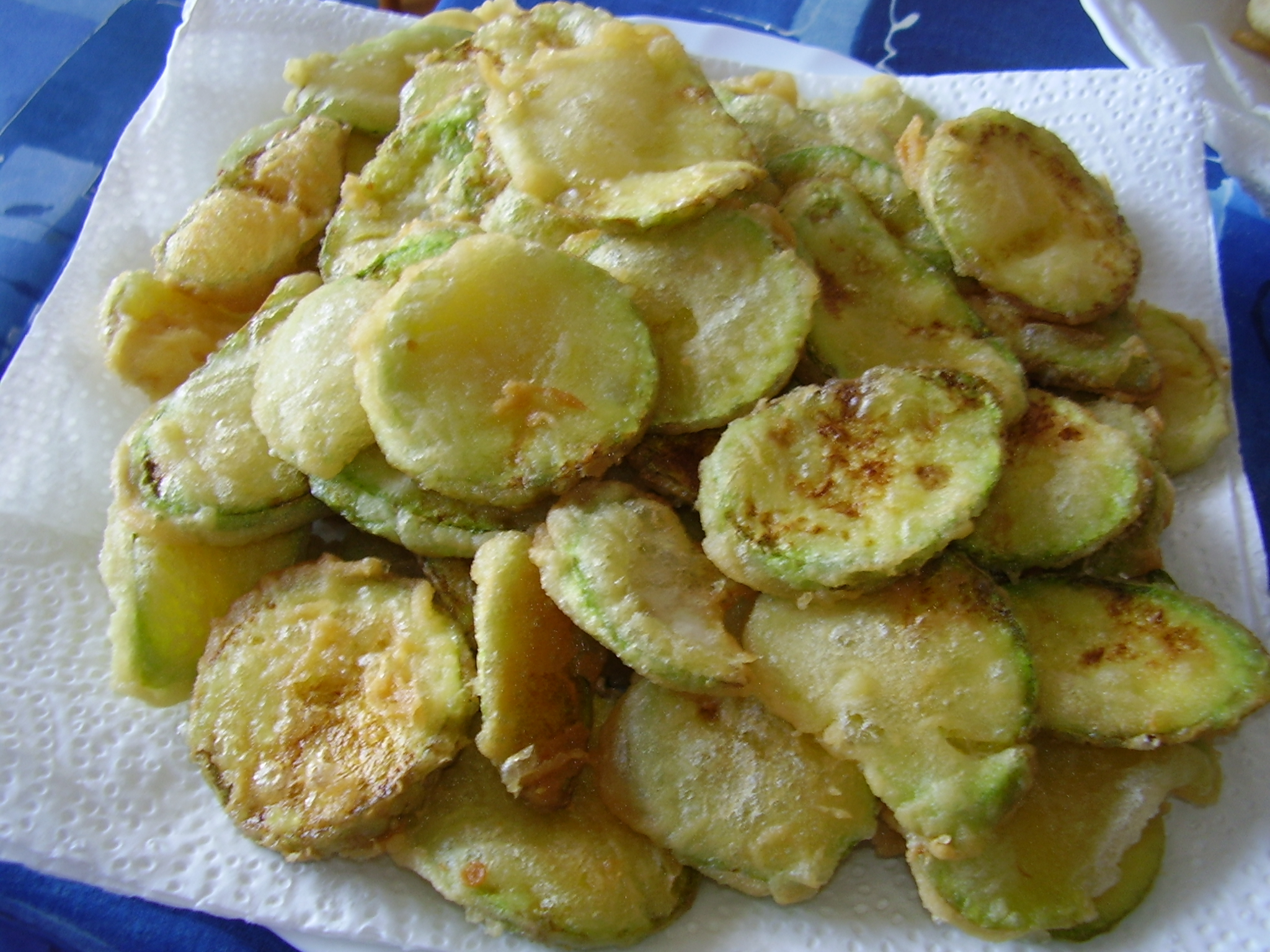 Ricetta Zucchine Trombetta.Zucchine Fritte Un Modo Diverso Per Mangiare Le Zucchine