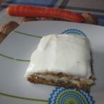 MY AMERICAN CARROT CAKE
