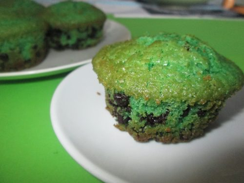 ST PATRICK'S DAY MUFFINS