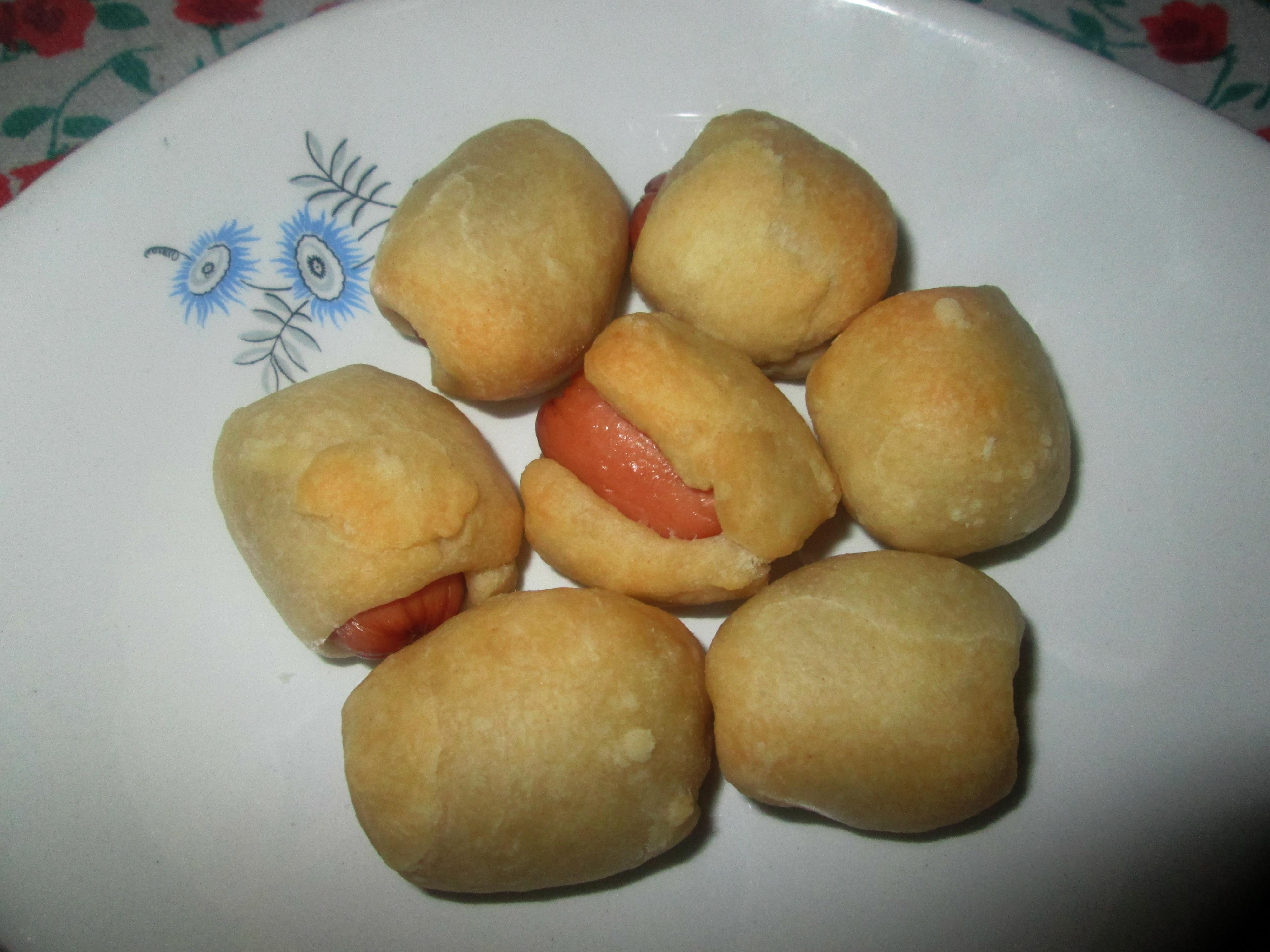 Bocconcini di mini wurstel la cucina azzurra di francesca for La cucina di francesca valmadonna