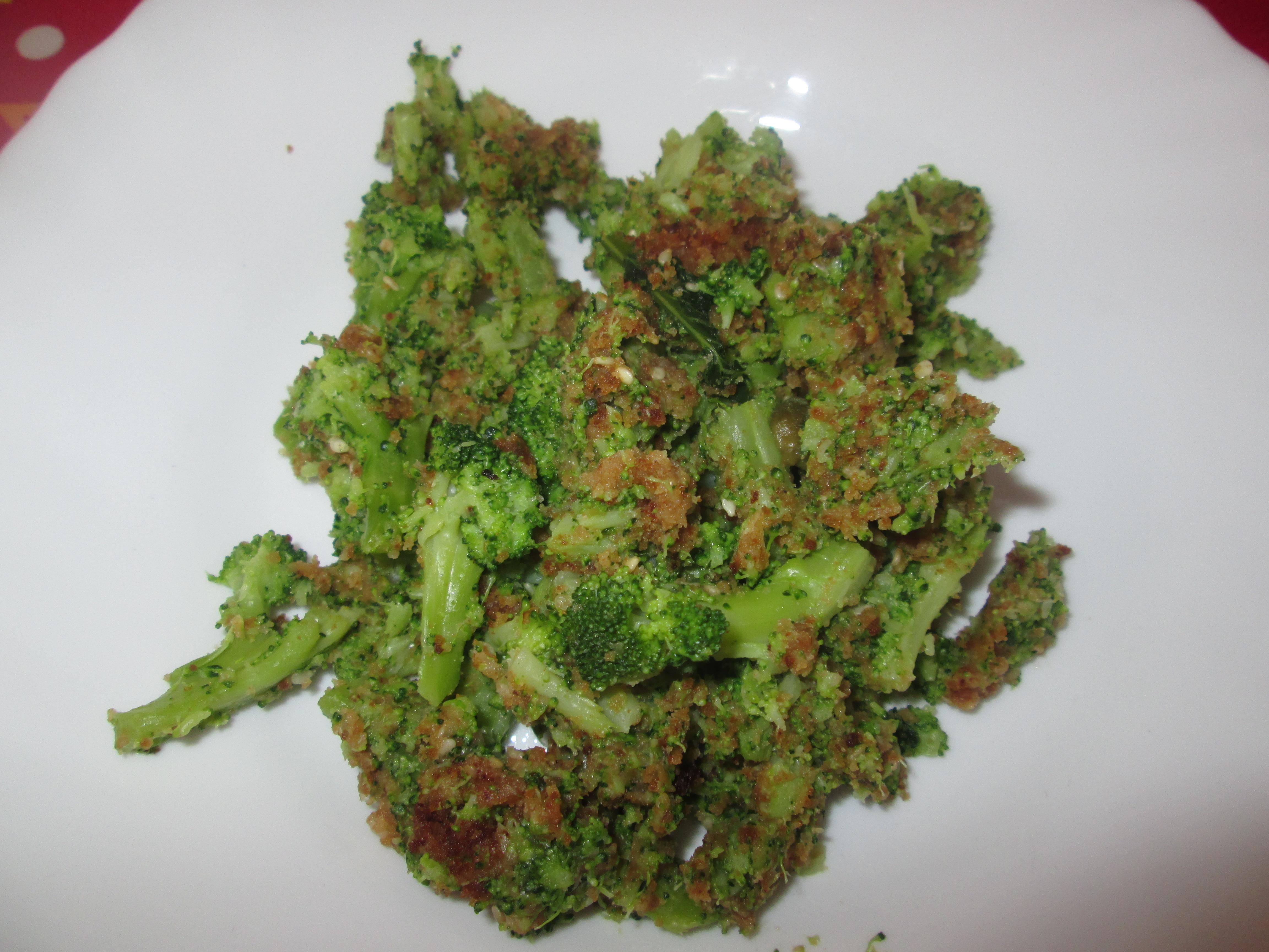 Broccoletti ripassati in padella la cucina azzurra di for La cucina di francesca valmadonna