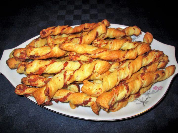 Grissini con crudo e mozzarella la cucina azzurra di for La cucina di francesca valmadonna