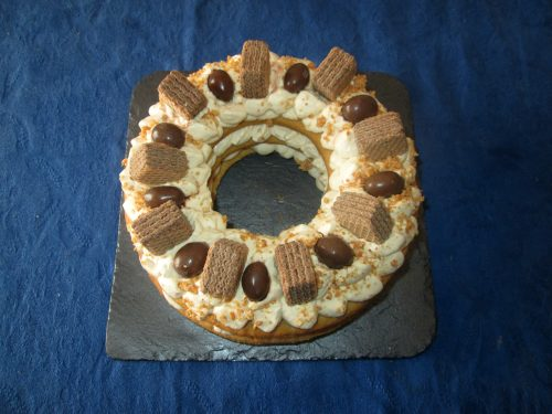 COFFEE CREAM TART