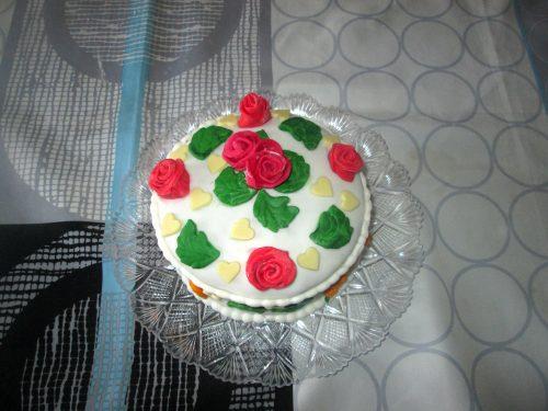 TORTA 8 MARZO