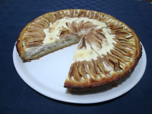 CHEESECAKE AUTUNNALE