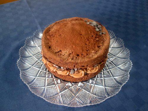 BLACK NAKED CAKE