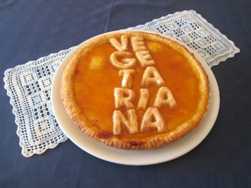 CROSTATA VEGETARIANA