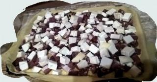 Pizzachiena Avellinese - ripieno