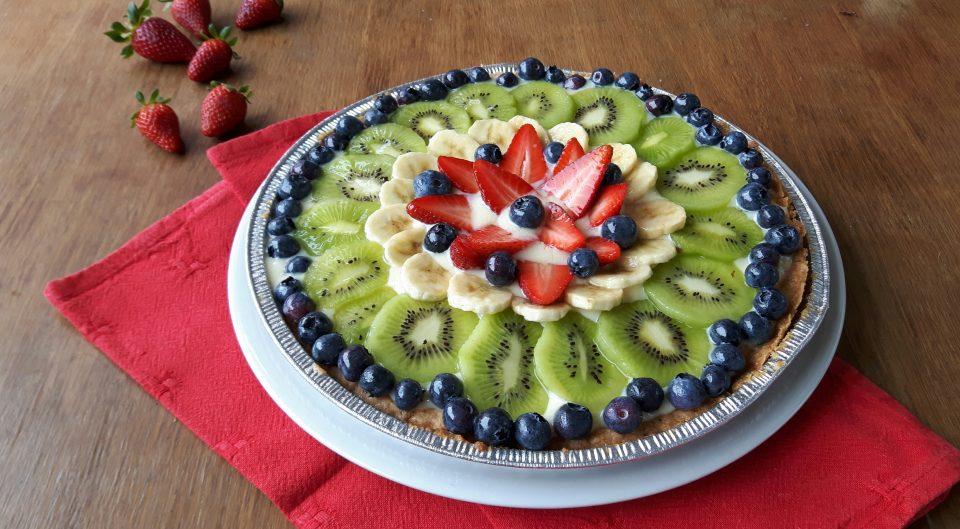 Crostata senza glutine alla frutta - La cucina delle More