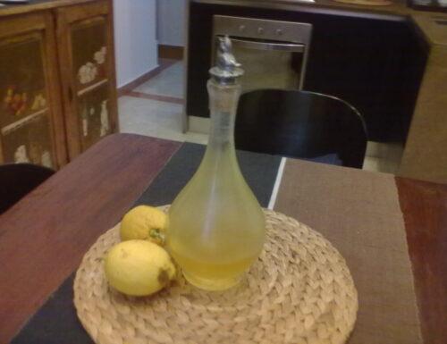 Il mio limoncello
