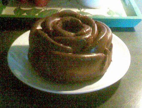 Plumcake al cioccolato con il bimby