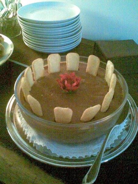 Mousse al cioccolato con il bimby lacucinadiannamaria for Cucinare a 70 gradi