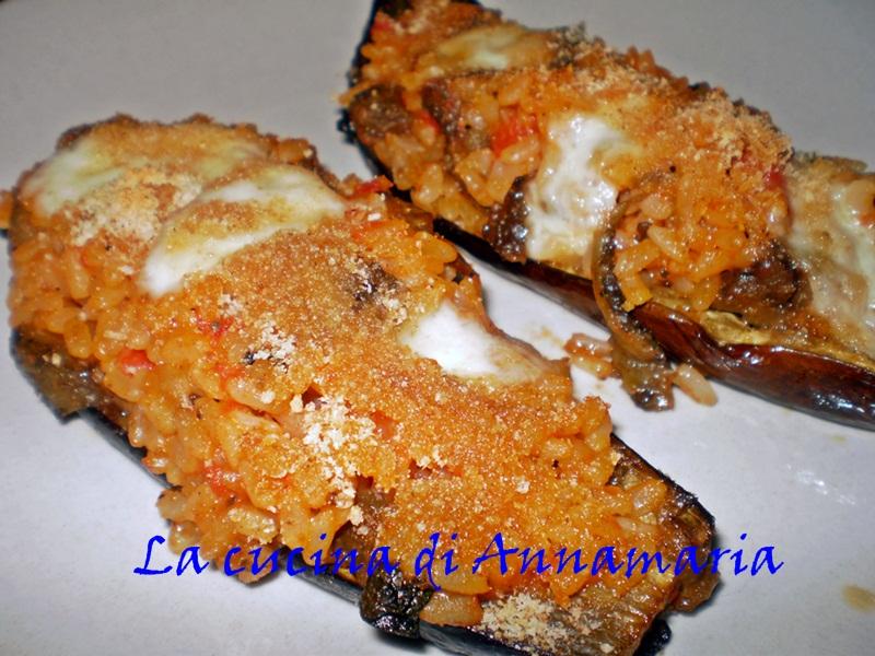 melanzane | lacucinadiannamaria - Come Cucinare Le Melanzane Ripiene