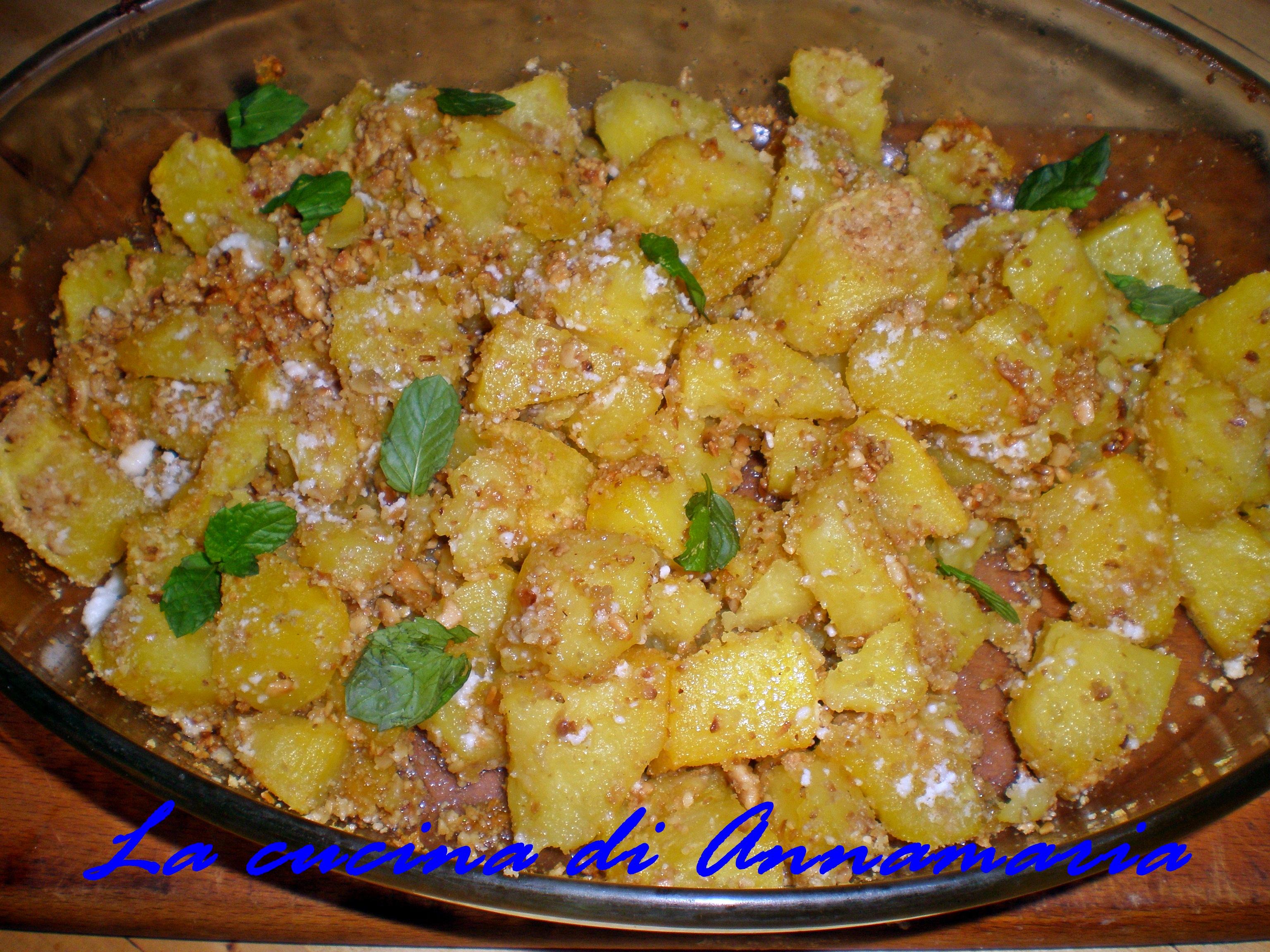 patate al forno | lacucinadiannamaria - Cucinare Le Patate Al Forno