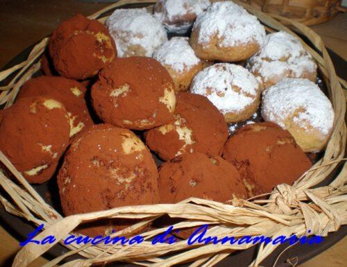 Castagnole al forno, ricetta di Carnevale