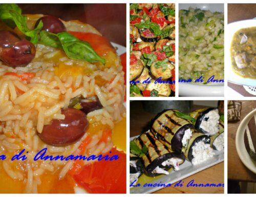 Idee ricette dietetiche
