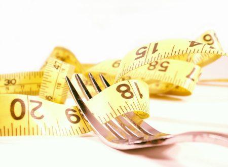 La mia dieta da 1200 calorie